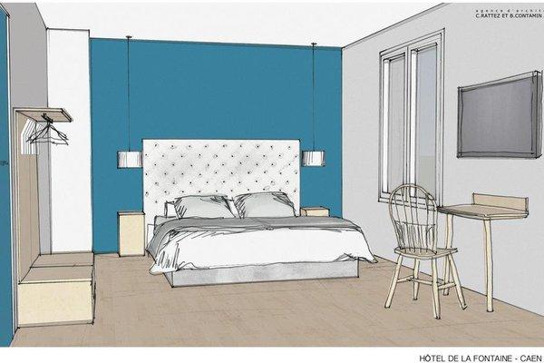 Hotel La Fontaine Caen Centre - фото 50