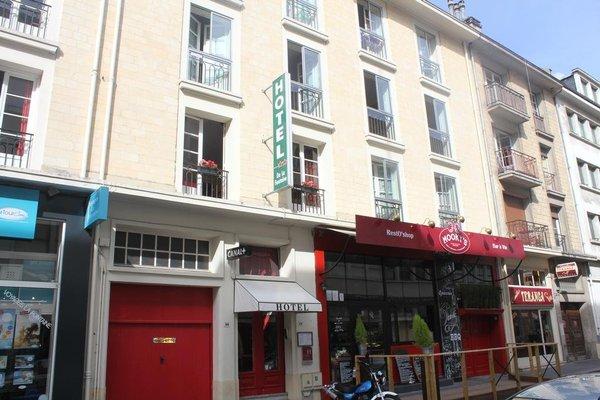 Hotel La Fontaine Caen Centre - фото 22