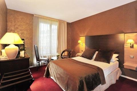 Best Western Hotel Moderne Caen - фото 1