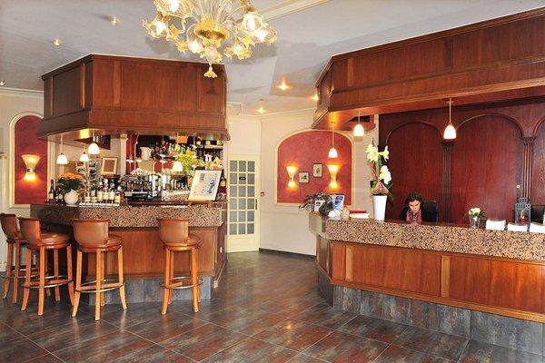 Best Western Hotel Moderne Caen - фото 15