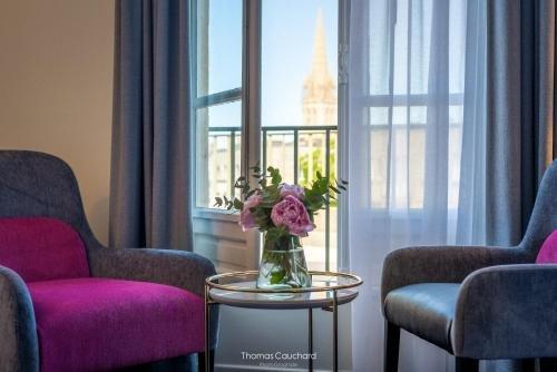 Best Western Hotel Moderne Caen - фото 20