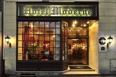 Best Western Hotel Moderne Caen - фото 21