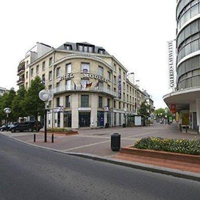 Best Western Hotel Moderne Caen - фото 22