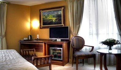 Best Western Hotel Moderne Caen - фото 5