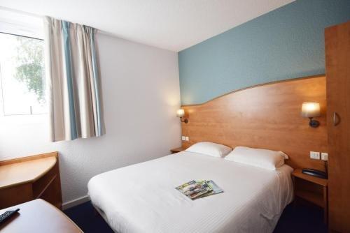 Best Hotel Caen Citis - Herouville-Saint-Clair - фото 50