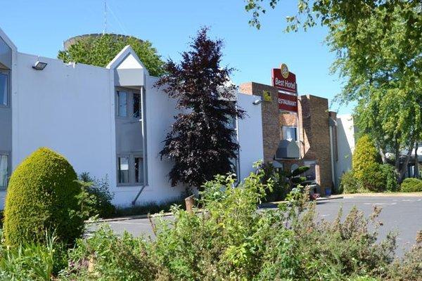 Best Hotel Caen Citis - Herouville-Saint-Clair - фото 20