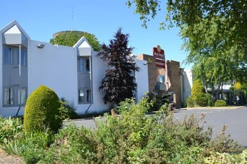 Best Hotel Caen Citis - Herouville-Saint-Clair - фото 21