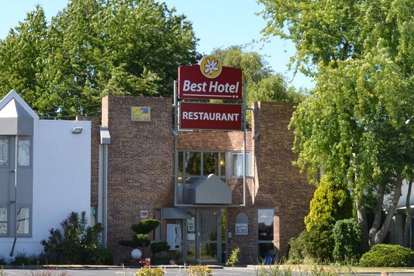 Best Hotel Caen Citis - Herouville-Saint-Clair - фото 22