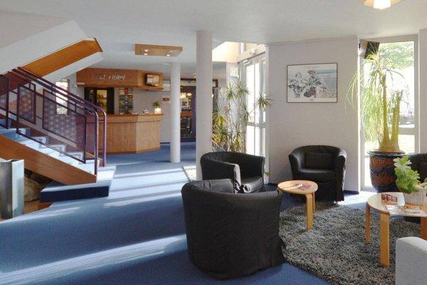Best Hotel Caen Citis - Herouville-Saint-Clair - фото 6