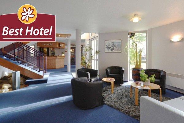 Best Hotel Caen Citis - Herouville-Saint-Clair - фото 7