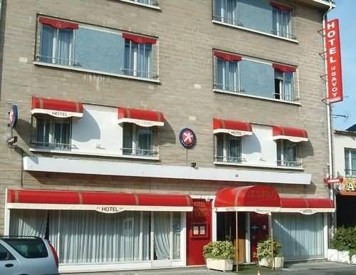 Inter-Hotel Le Savoy - фото 22