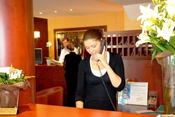 Hotel Des Quatrans - фото 13