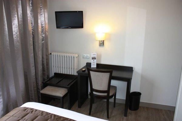 Hotel Des Quatrans - фото 4