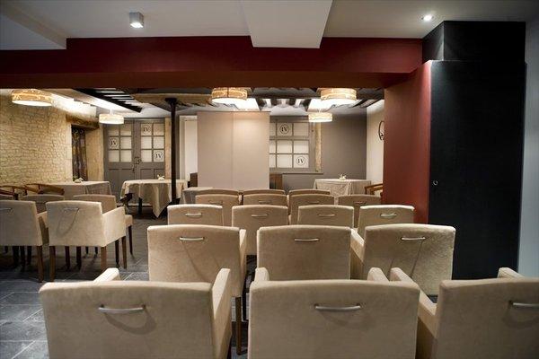 Hotel Restaurant Spa Ivan Vautier - фото 18
