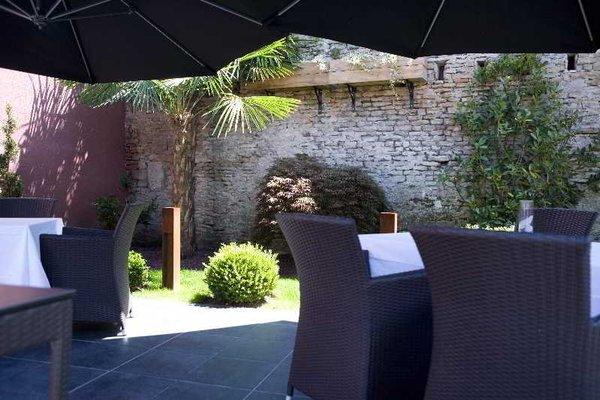 Hotel Restaurant Spa Ivan Vautier - фото 21