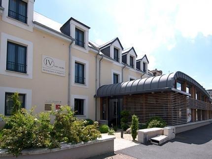 Hotel Restaurant Spa Ivan Vautier - фото 22