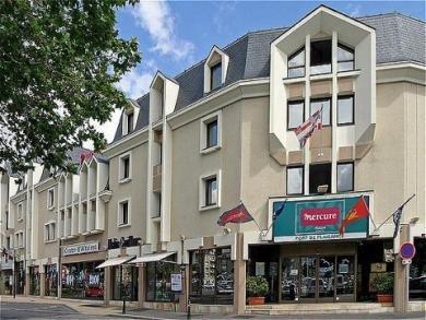 Mercure Caen Centre Port De Plaisance - фото 22