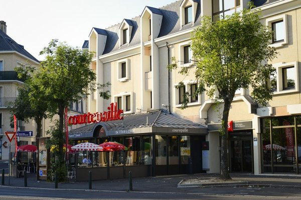Mercure Caen Centre Port De Plaisance - фото 23