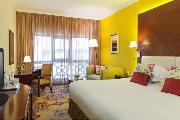 Coral Dubai Deira Hotel - фото 1