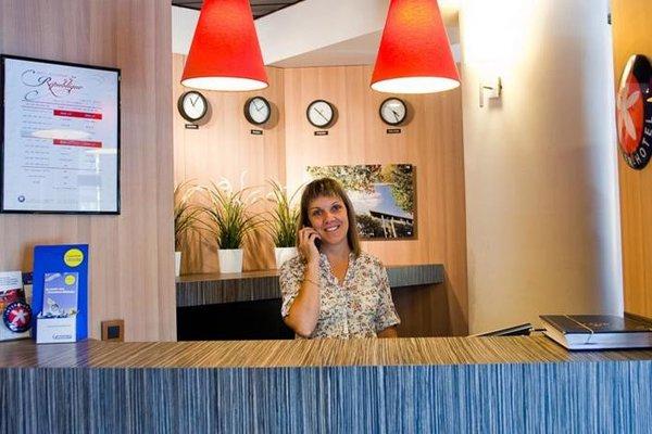 Inter-Hotel Republique - фото 15