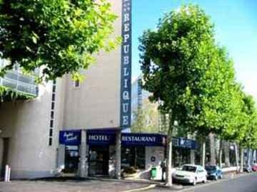 Inter-Hotel Republique - фото 22