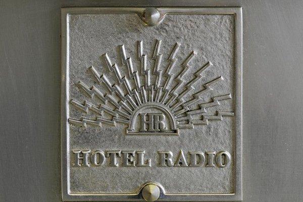 Hotel Radio - фото 19