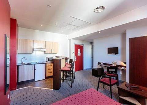 Comfort Hotel Clermont Saint Jacques - фото 6