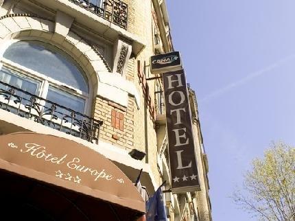 Hotel Residence Europe - фото 23