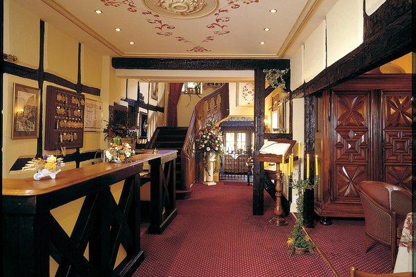 Отель Hostelerie Le Marechal - фото 14