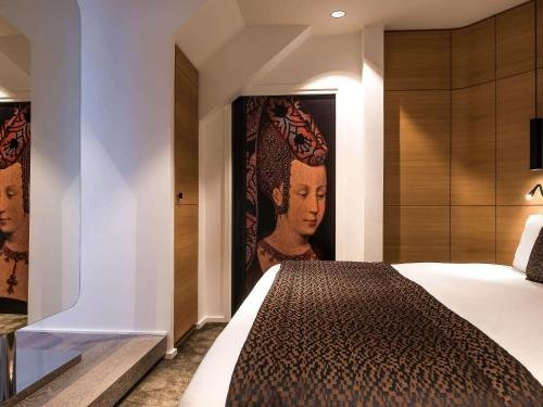 Grand Hotel La Cloche Dijon - MGallery by Sofitel - фото 50