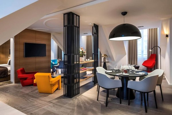Grand Hotel La Cloche Dijon - MGallery by Sofitel - фото 12