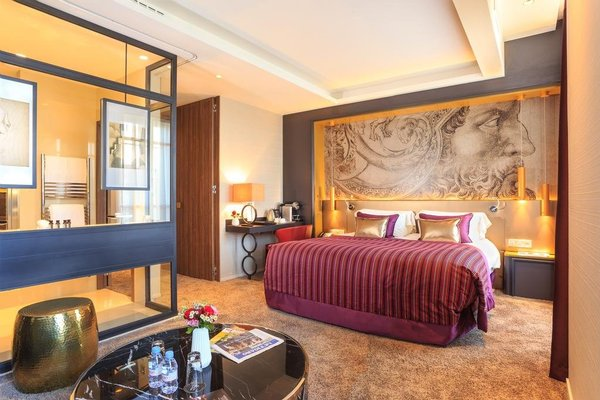 Grand Hotel La Cloche Dijon - MGallery by Sofitel - фото 2