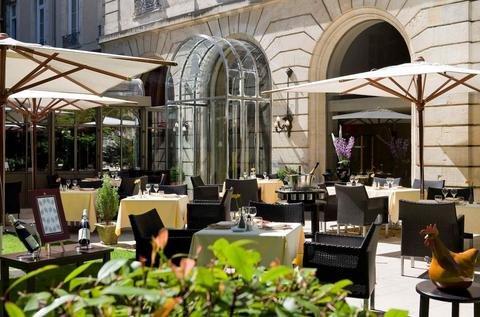 Grand Hotel La Cloche Dijon - MGallery by Sofitel - фото 20