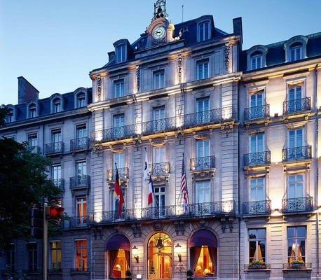 Grand Hotel La Cloche Dijon - MGallery by Sofitel - фото 22