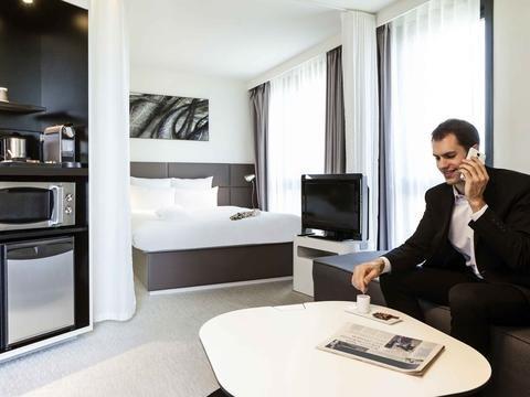 Novotel Suites Paris Issy Les Moulineaux - фото 50
