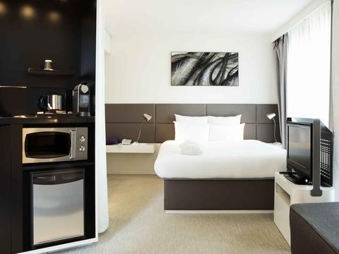 Novotel Suites Paris Issy Les Moulineaux - фото 2