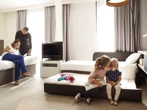 Novotel Suites Paris Issy Les Moulineaux - фото 4