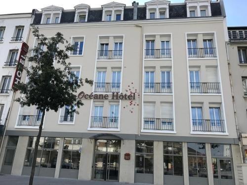 Inter-Hotel Terminus Le Havre - фото 20