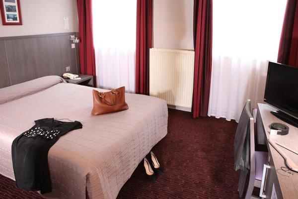Hotel Flandre Angleterre - фото 1