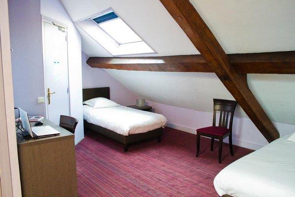 Hotel Flandre Angleterre - фото 3