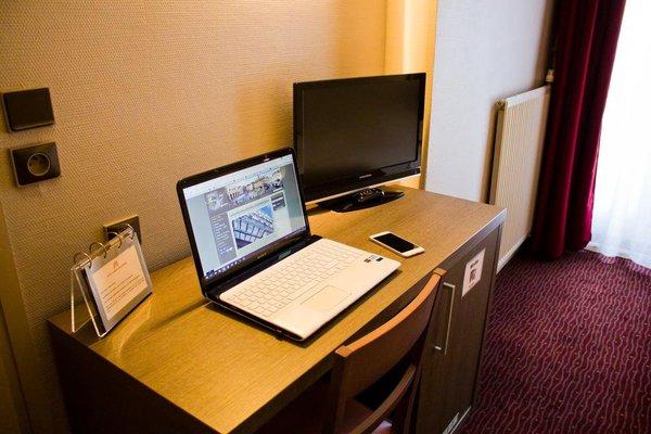 Hotel Flandre Angleterre - фото 5