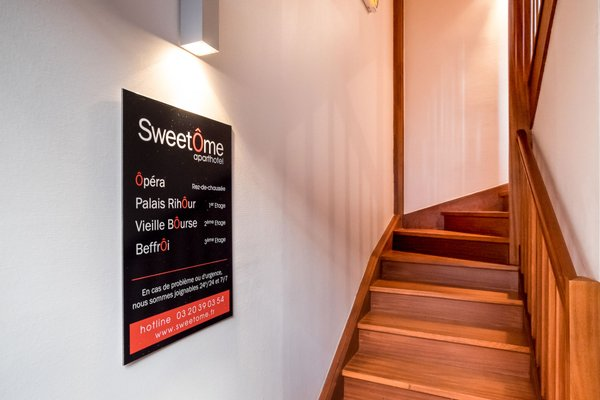 Sweetome Aparthotel - фото 18