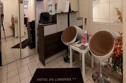 Hotel De Londres - фото 15