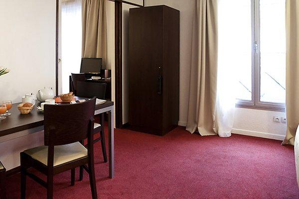 Aparthotel Adagio Access Lille Vauban - фото 11