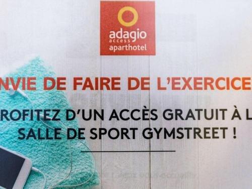 Aparthotel Adagio Access Lille Vauban - фото 20