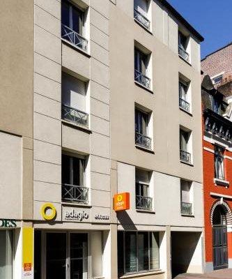 Aparthotel Adagio Access Lille Vauban - фото 22