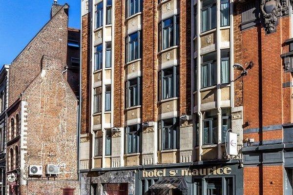 Hotel Saint Maurice - фото 17