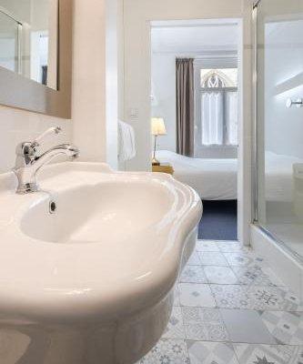 Hotel Saint Maurice - фото 7