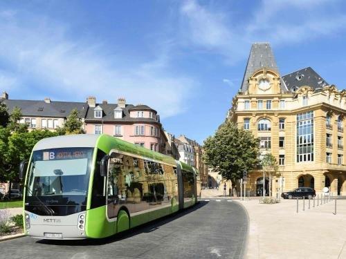 ibis Metz Centre Gare - фото 20