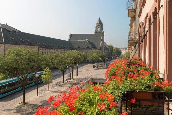 ibis Metz Centre Gare - фото 21